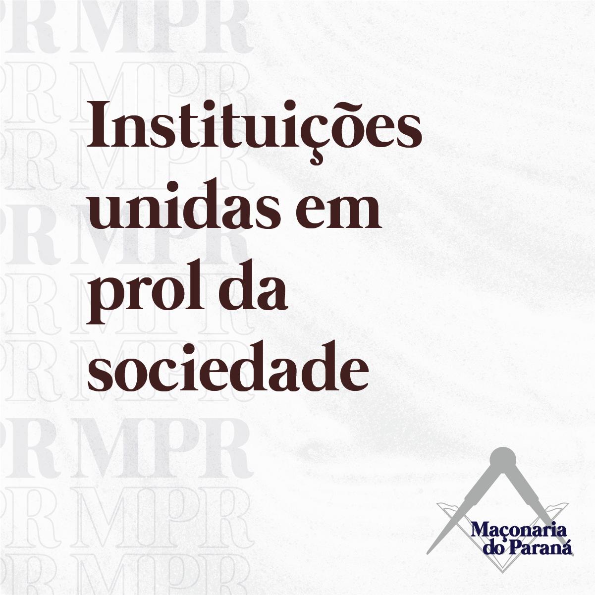Maçonaria no Paraná: contribuições para a Sociedade