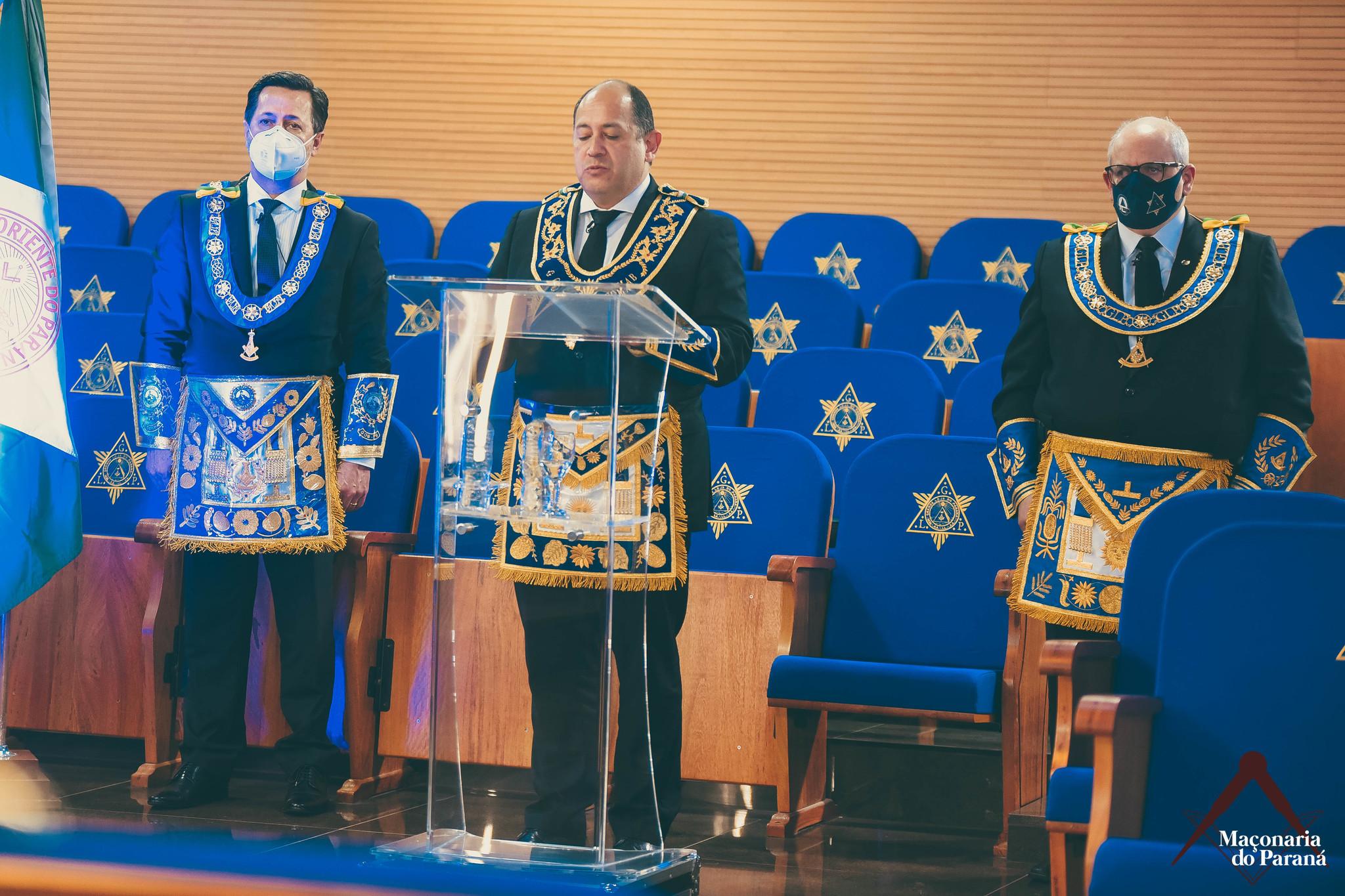 Resumo do discurso dos Grão-Mestres na Sessão Especial da Independência do Brasil